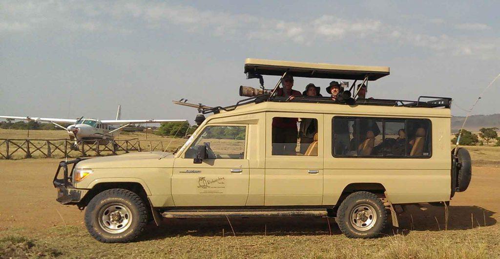 Safari Custom-concerted 4x4 Toyota Land Cruiser