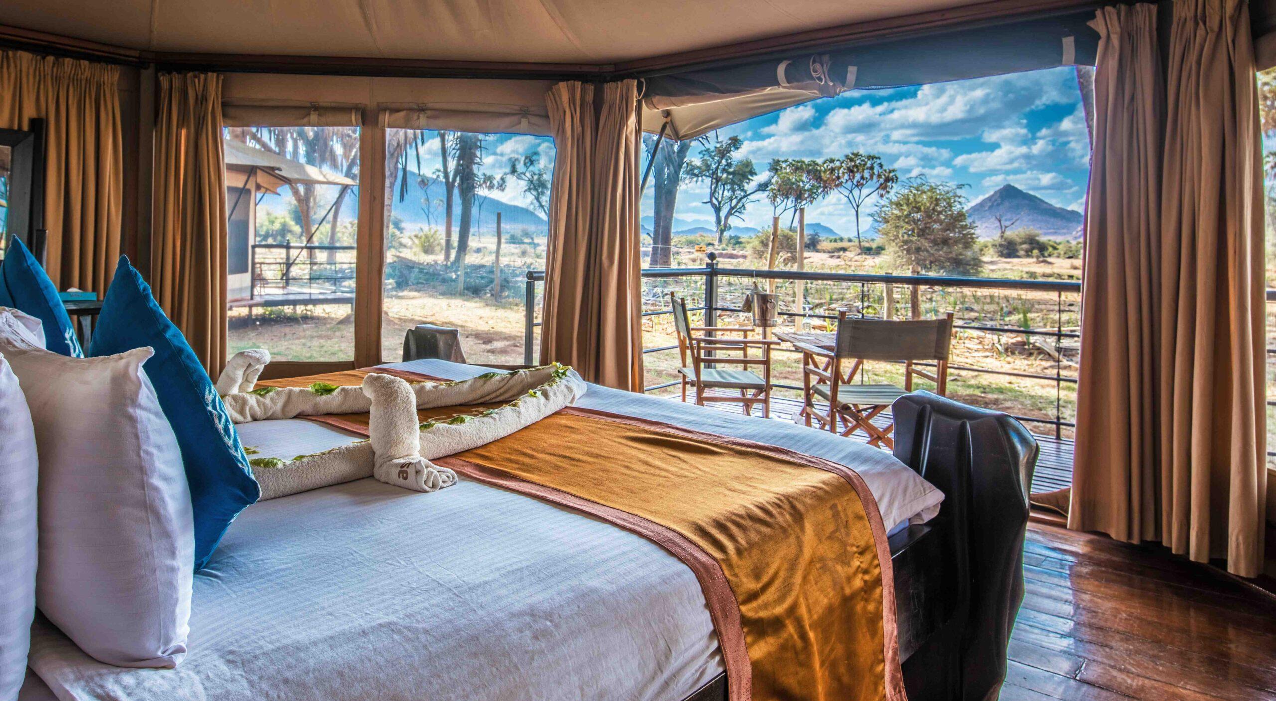 Ashnil Samburu Tented Camp